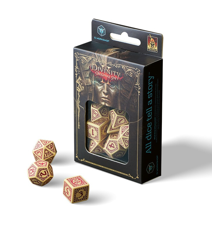 Divinity Original Sin II - Dice Set